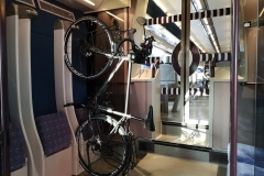 Prendre le train avec son vélo de voyage (SNCF - France)
